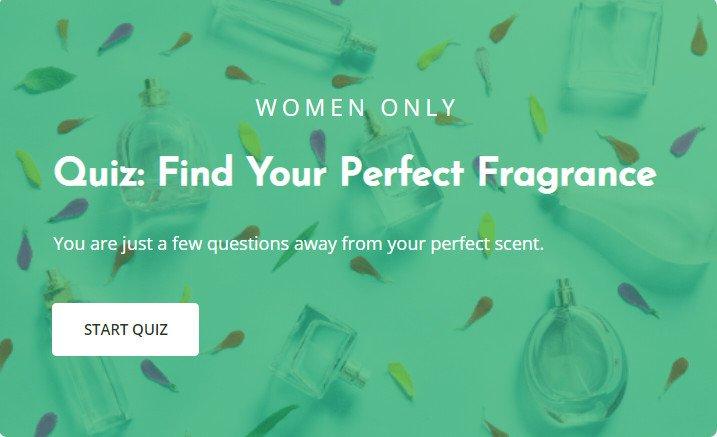 quiz perfume women